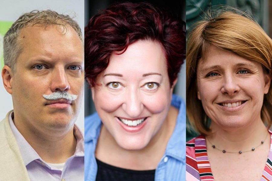 New department chairs bring  fresh energy to programs