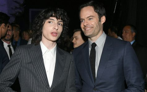 "Bill Hader and Finn Wolfhard, who played the older and younger versions of Richie respectively, were standouts in ""IT Chapter Two."""