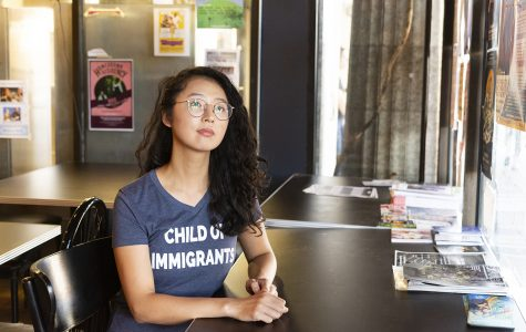 Hyon Lee is a Chicago-based pastry chef and immigrant from South Korea.