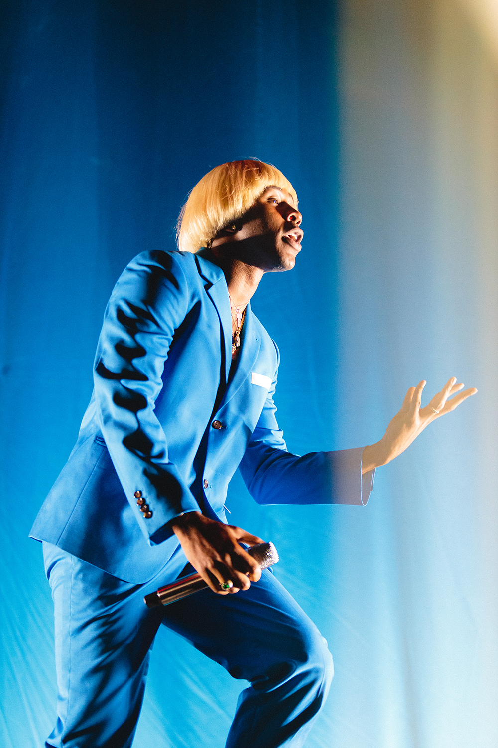Tyler+surprised+his+longtime+fans+by+performing+%22Yonkers%22+and+%22She%22+from+the+album+%22Goblin.%22