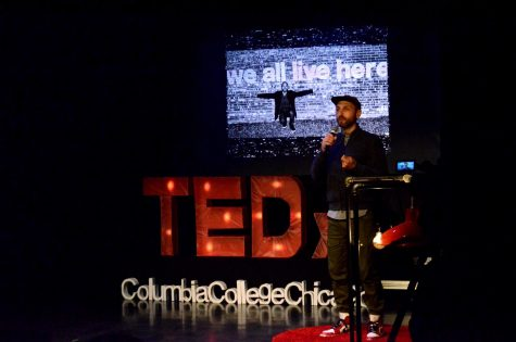 TEDx Columbia conference to explain the 'essence' of humanity