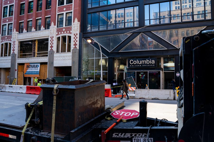 Students intrigued by Dwight Lofts' new neighbor: the Church of Scientology