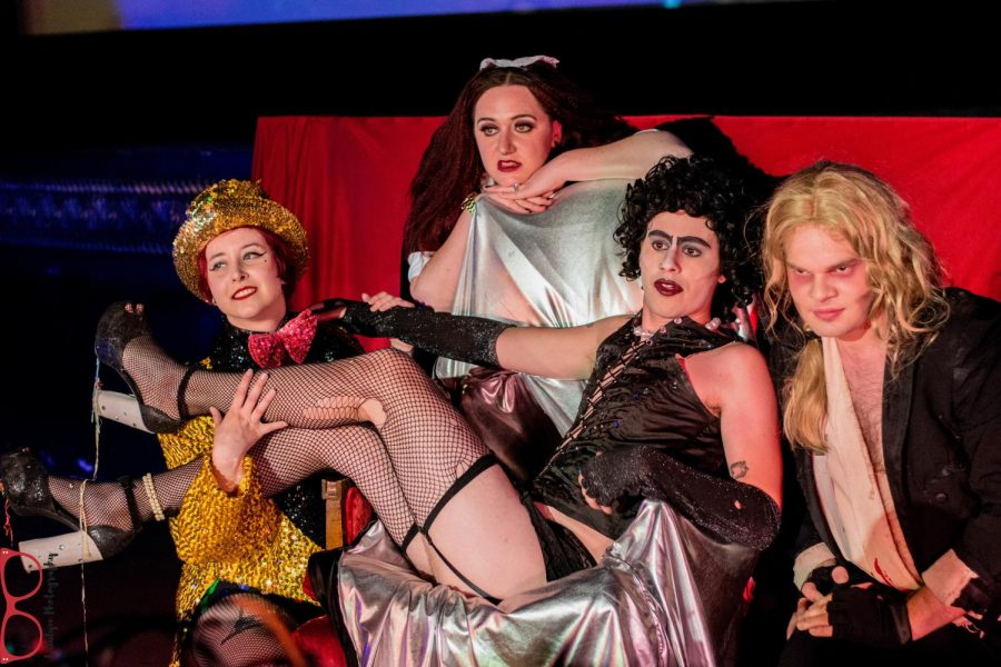 Upcoming Midnight Madness showings of Rocky Horror Picture Show will take place Oct. 25 and 26, and 10 p.m. showings will occur Oct. 30 and 31 at the Music Box Theatre, 3733 N. Southport Ave.