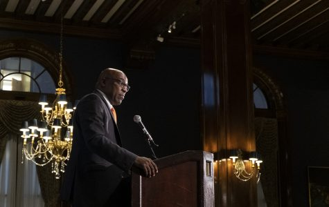 Attorney General Kwame Raoul tackles gun violence with gun tracing, trauma services