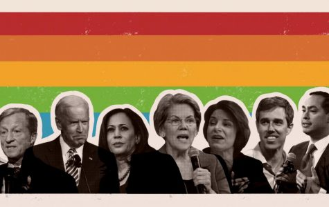 Presidential candidates talk LGBTQ+ youth, healthcare and protests at historic town hall