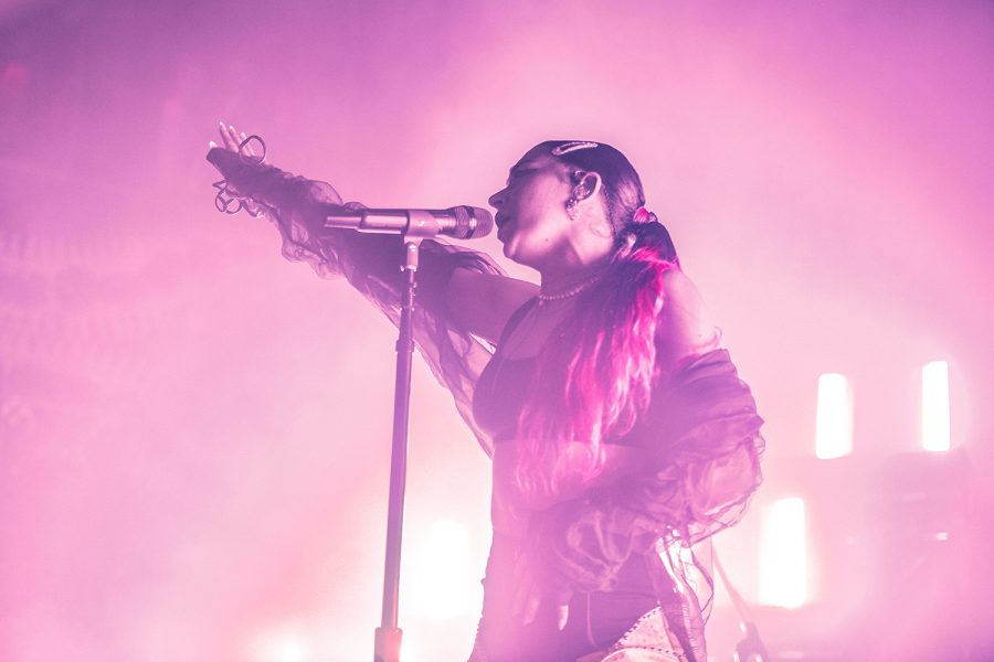 """Charli XCX stopped in Chicago Saturday at the House of Blues for her international tour in support of her third studio album """"Charli."""""""