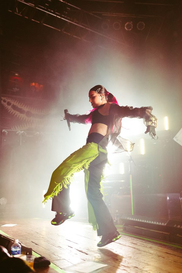 Charli XCX sold out the House of Blues Chicago Saturday and will continue her tour across North America and Europe.