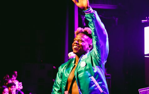 Tobi lou sold out all 24 tour dates, holding his final show in his hometown of Chicago.