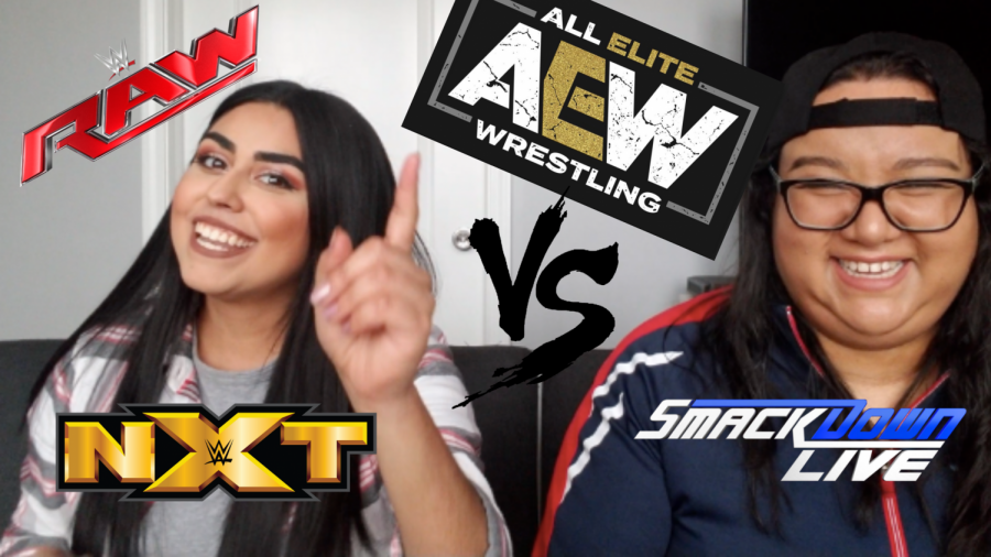 Wrestfriends is a YouTube channel where the two creators can destigmatize having female fans of wrestling.