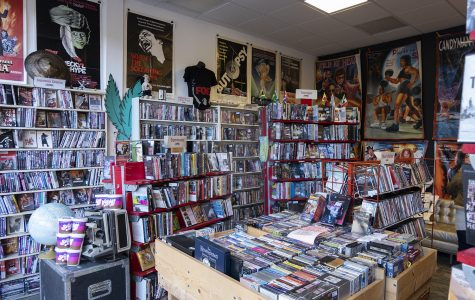 End of the line? Video rental store 'in peril'