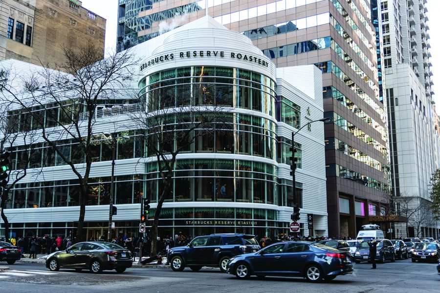 World's largest Starbucks finds home on Magnificent Mile