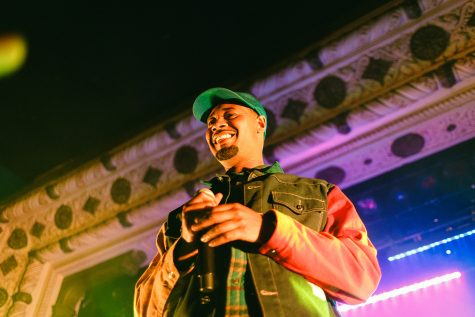 Danny Brown 'knows what you're sayin' in sold-out Metro performance