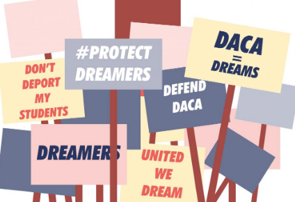 Chronicle FYI: Supreme Court to hear case that could eliminate DACA for good