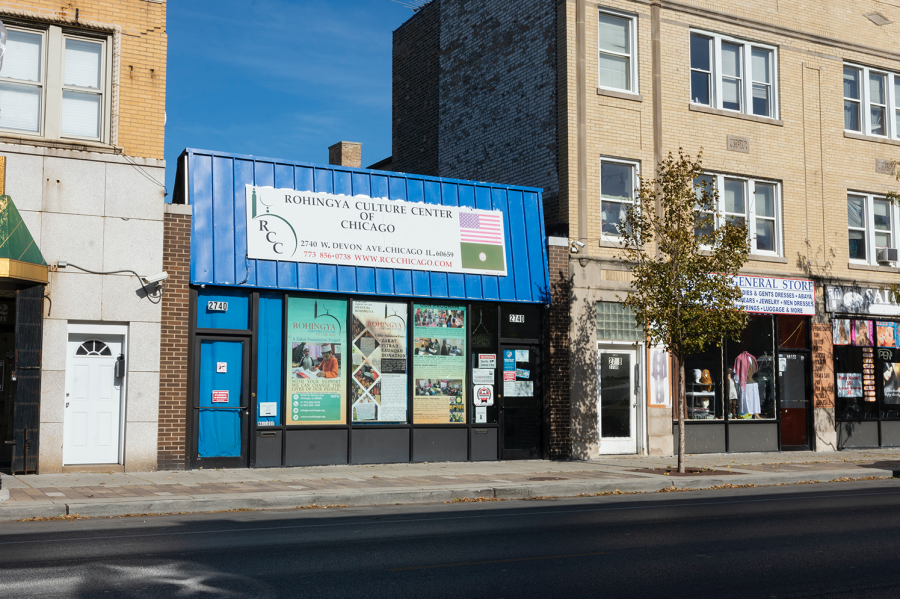 The Rohingya Cultural Center, 2740 W. Devon Ave., has been facing financial obstacles as the number of donations has decreased and a government grant they applied for last year was denied.