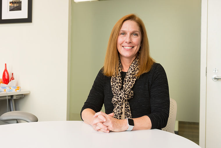 Suzanne Blum Malley, senior associate provost an associate professor in the English and Creative Writing Department, will take over the provost position at North Carolinas Methodist University Jan. 15.