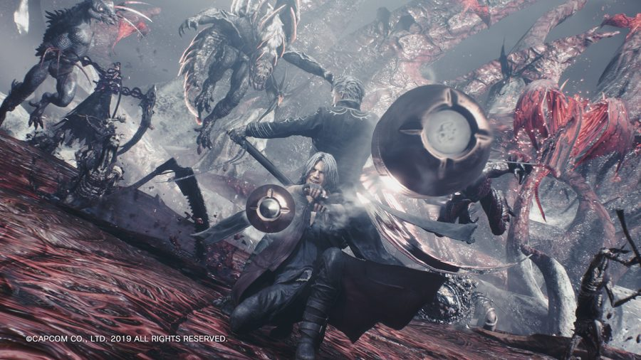 Released March 2019, Devil May Cry 5 is the latest installation of the games series.