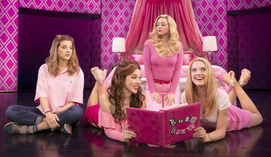 Mean Girls will take place at the James M. Nederlander Theater, 24 W. Randolph St., through Sunday, Jan. 26.