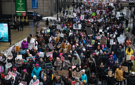 Chicago's fourth Women's March, in photos