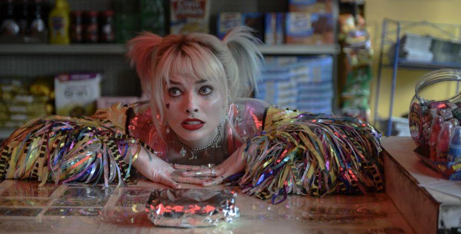 Birds of Prey and the Fantabulous Emancipation of One Harley Quinn stars Margot Robbie as Harley Quinn and Ewan McGregor as the villain Black Mask.