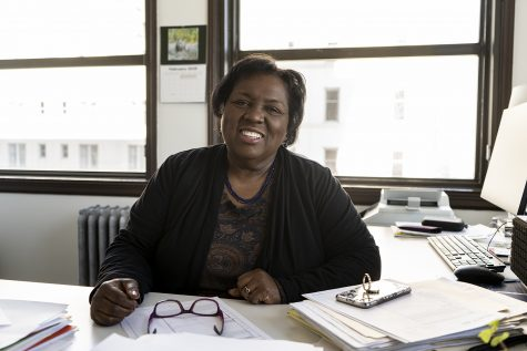 Faculty and students weigh in on the appointment of 'new' dean Rosita Sands