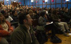 Community meeting to address gun violence in Pilsen wracked with conflict