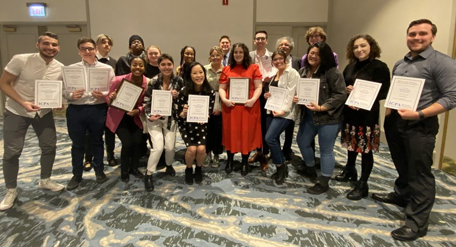 The Columbia Chronicle picks up 21 awards at state convention