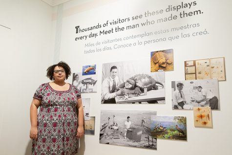 Field Museum honors museum's first African American taxidermist Carl Cotton