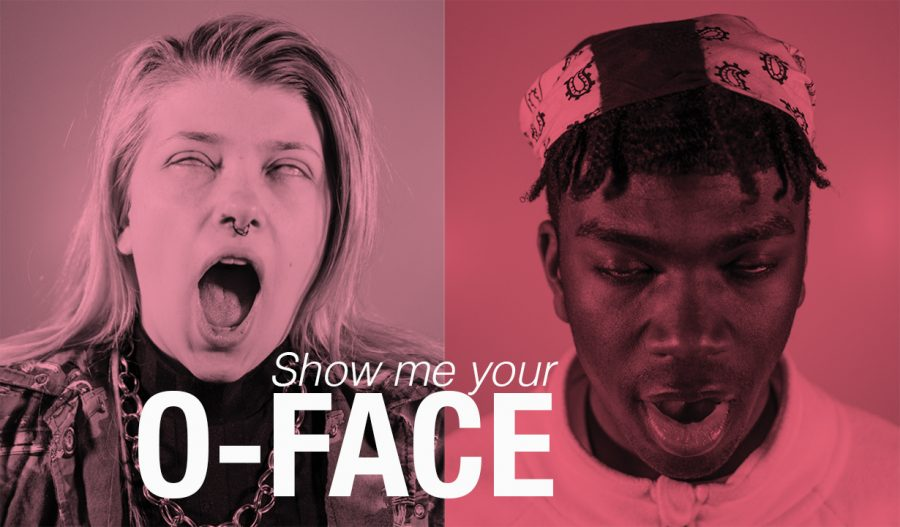 Show me your 'O' face