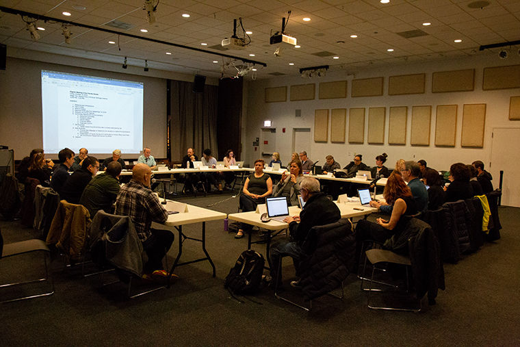 Faculty Senate to review and edit 'vague' bylaws