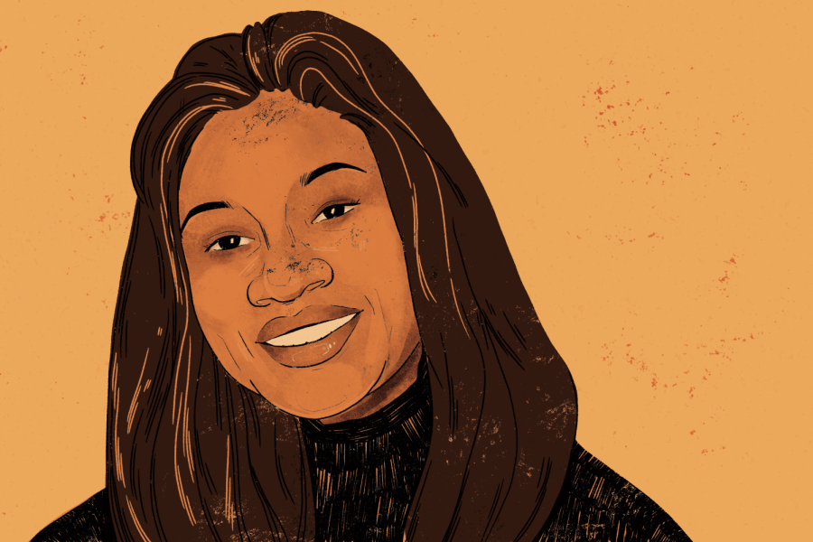 Fiction lover Keturah Shaw-Poulos spread her passion for writing until the last day