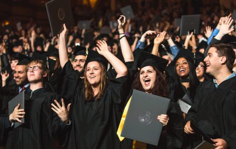 Breaking: Commencement canceled; Manifest may go virtual