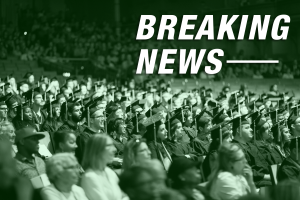 BREAKING: 2020 graduates will have to wait a year for live commencement