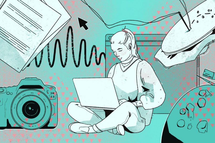 Virtually impossible or raring to go? Students and faculty have mixed feelings about going online