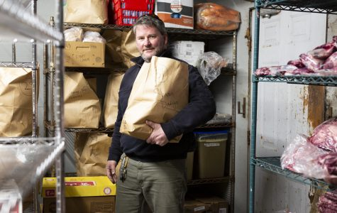 My dad, Jim Anderson, is the majority owner and sole operator of Portland Provisions, a Portland, Maine-based food supply company that opened in 2015. The business has no physical location but shares a cooler with Pat's Meat Market, a local butcher shop co-owned by a Portland Provisions partner.