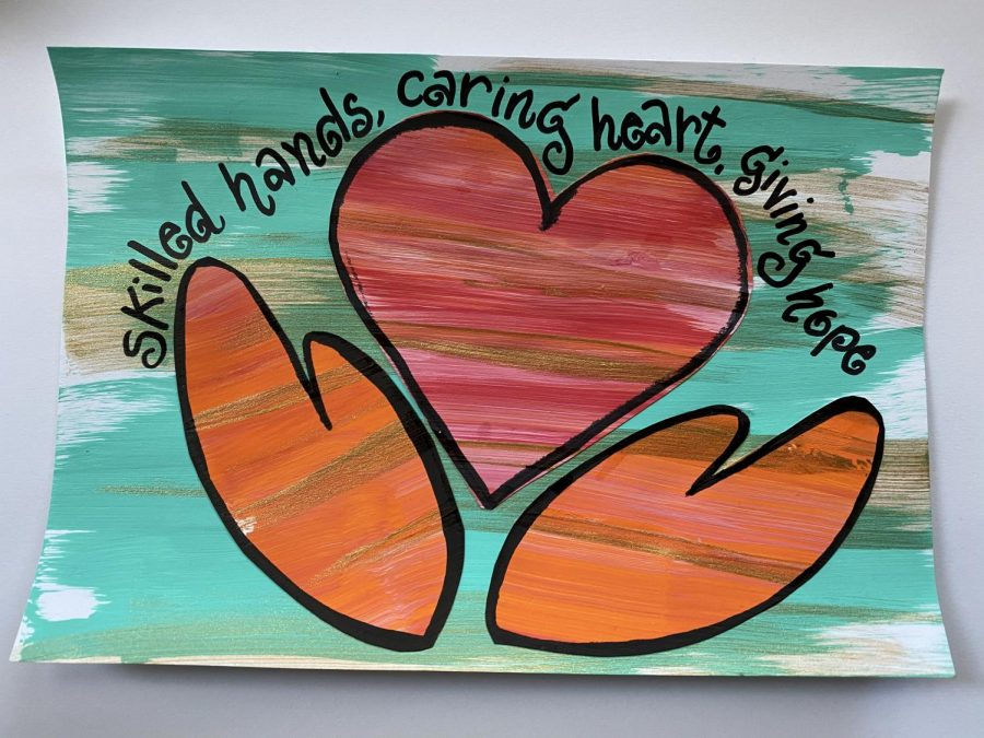 The Project of Appreciation invites students to send artwork, poems and photos to be delivered to Rush University Medical Center's Wellness Room.