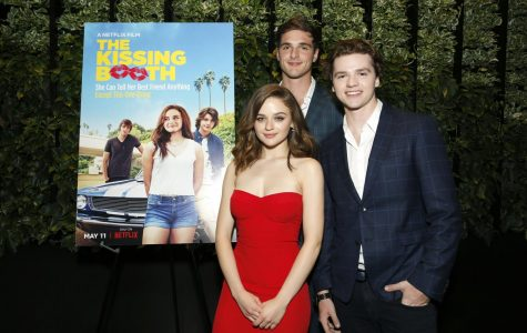 Jacob Elordi, Joey King and Joel Courtney attend a screening of 'The Kissing Booth' at NETFLIX on May 10, 2018 in Los Angeles, California. (Photo by Rachel Murray/Getty Images for Netflix)