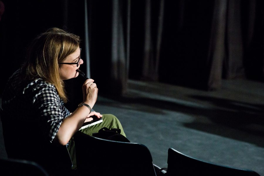 Theatre students turn to online spaces to salvage canceled productions as their classes also move online in the coronavirus-induced digital age.