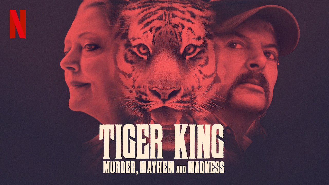 Review: The many issues with the Netflix docu-series 'Tiger King ...