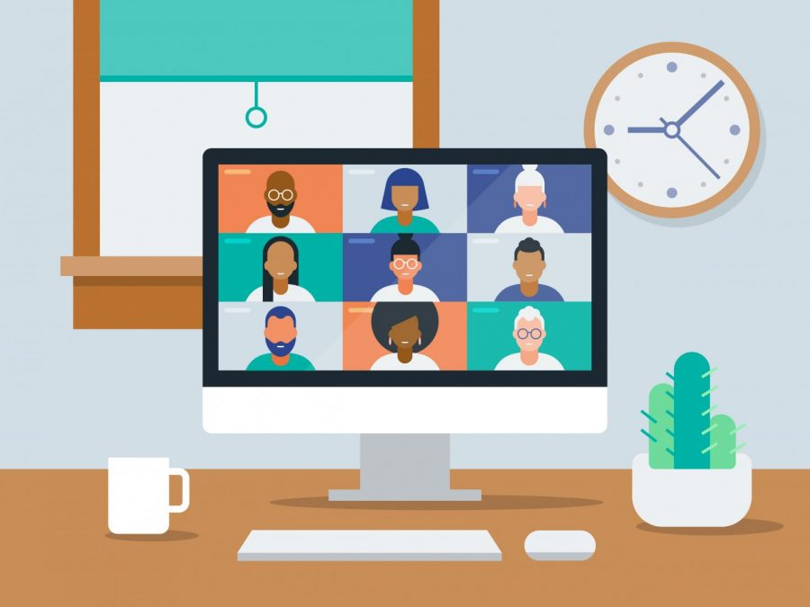 'Zoom fatigue,' the downside of constant video conferences