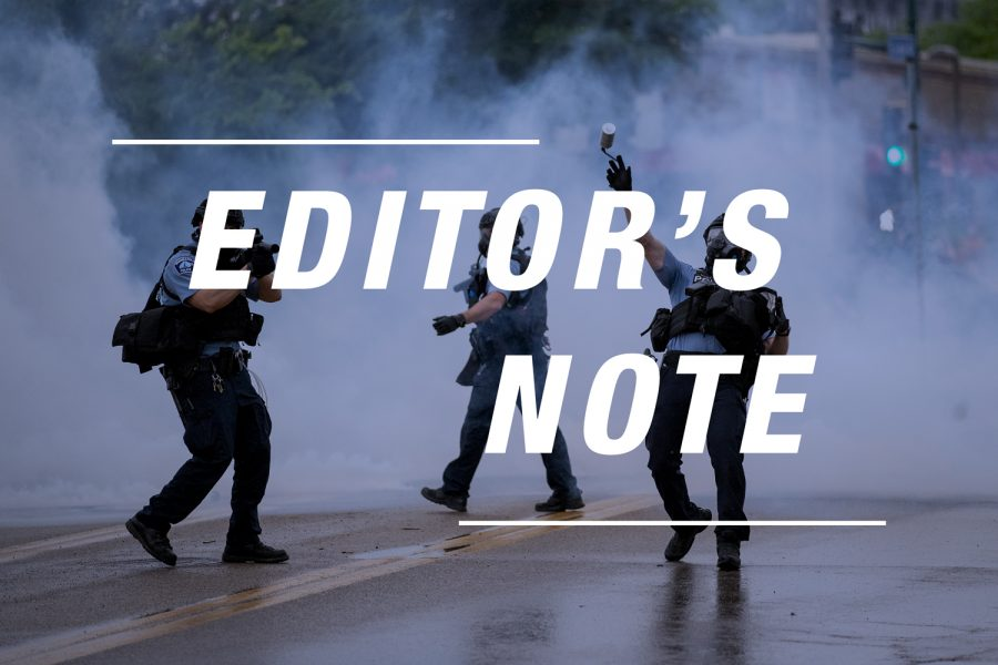 Editors' Note: Journalists are documenting history, let them do their jobs