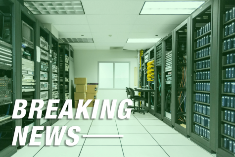 BREAKING: Data center alerted by 'malicious activity,' six applications down
