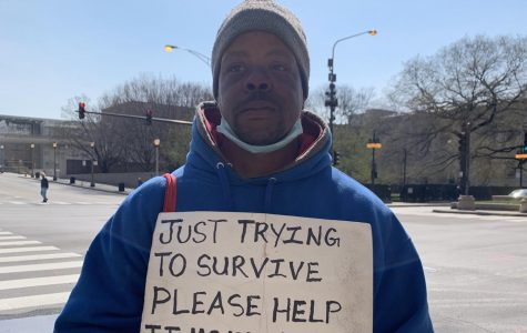 Surviving on the streets: Chicago supports panhandler population during pandemic