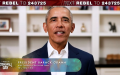 Obama promotes Pride, peaceful protests at virtual Stonewall Day
