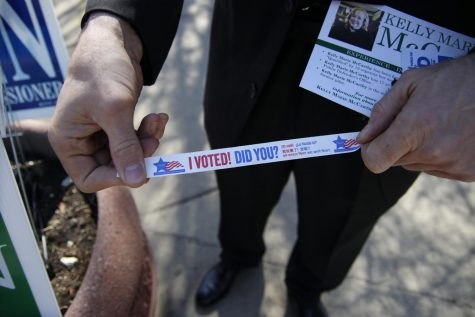 The youth vote faces 'enormous' challenges in 2020. Columbia is helping to save it.