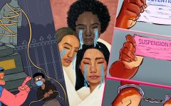 This online gallery promotes activism through student-made illustrations
