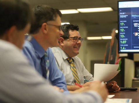 Chronicle, Columbia alum Chris Coates awarded Editor of the Year in Illinois