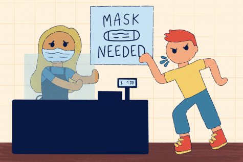 Opinion: Customer service workers should not be harassed over enforcing mask policies