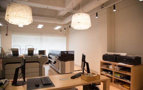 New Digital Print Center accessible to entire Columbia community
