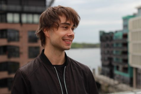 Alexander Rybak makes a musical encore at Columbia