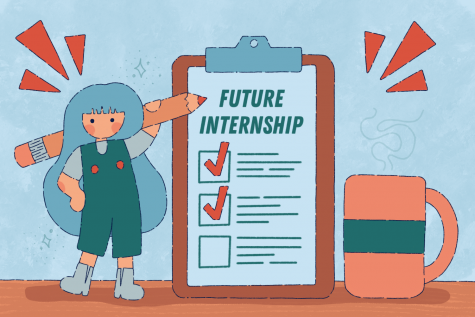 Looking for internships during the pandemic? The Career Center can help
